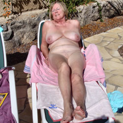 Mature Wife And Mother - Nude Wives, Big Tits, Outdoors, Amateur, Mature