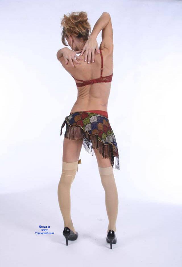 Pic #3 Hot Salsa - Nude Girls, High Heels Amateurs