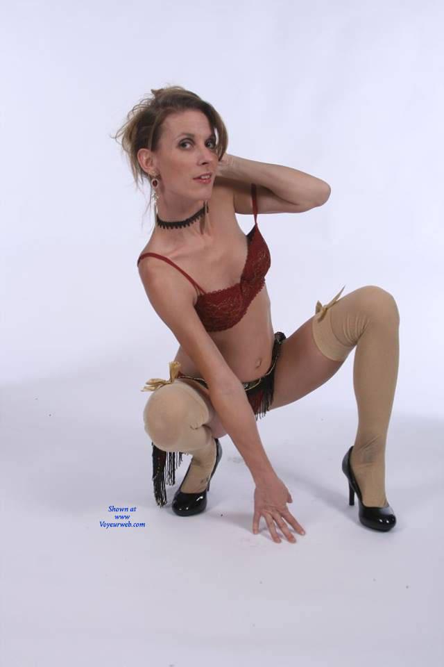 Pic #6 Hot Salsa - Nude Girls, High Heels Amateurs