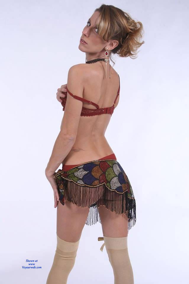 Pic #4 Hot Salsa - Nude Girls, High Heels Amateurs