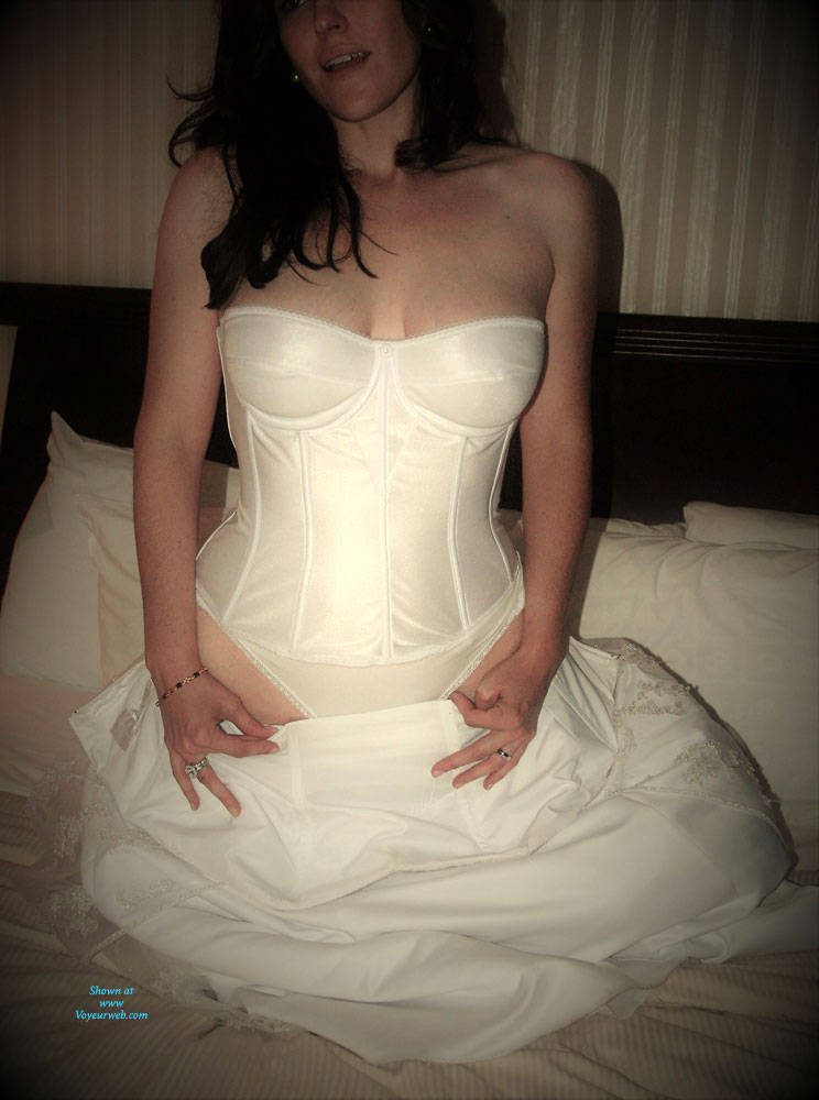 Pic #3 Wedding Night - Big Tits, Wife/wives, Amateur