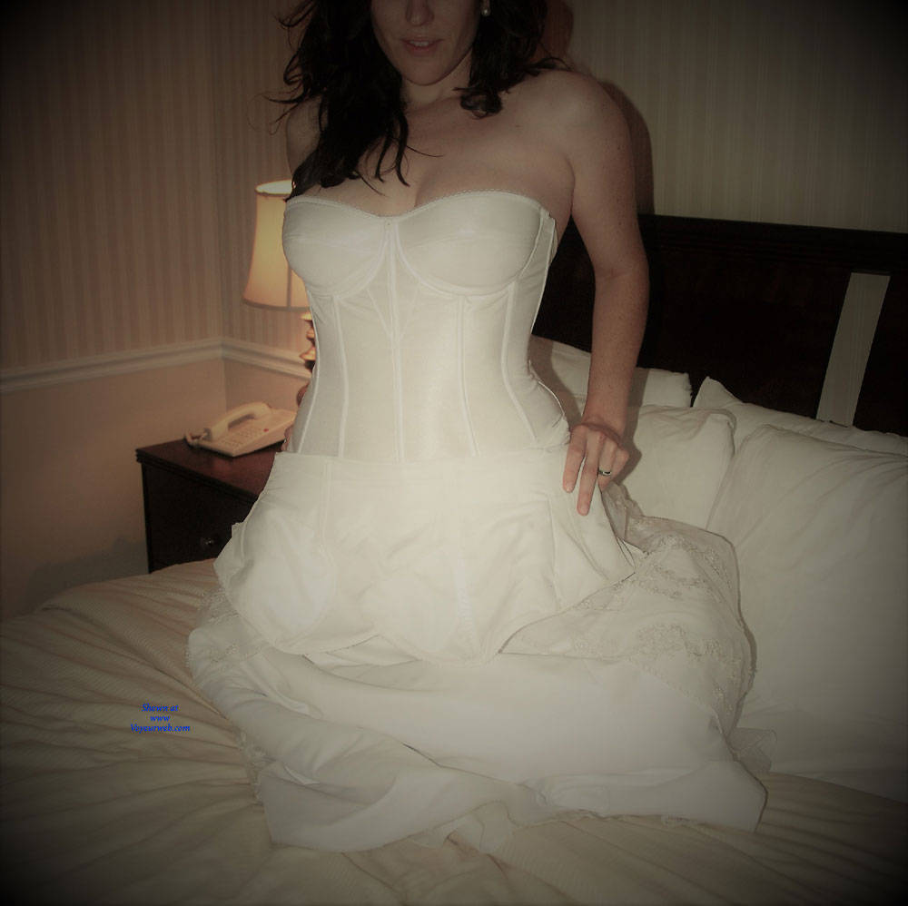 Pic #2 Wedding Night - Big Tits, Wife/wives, Amateur