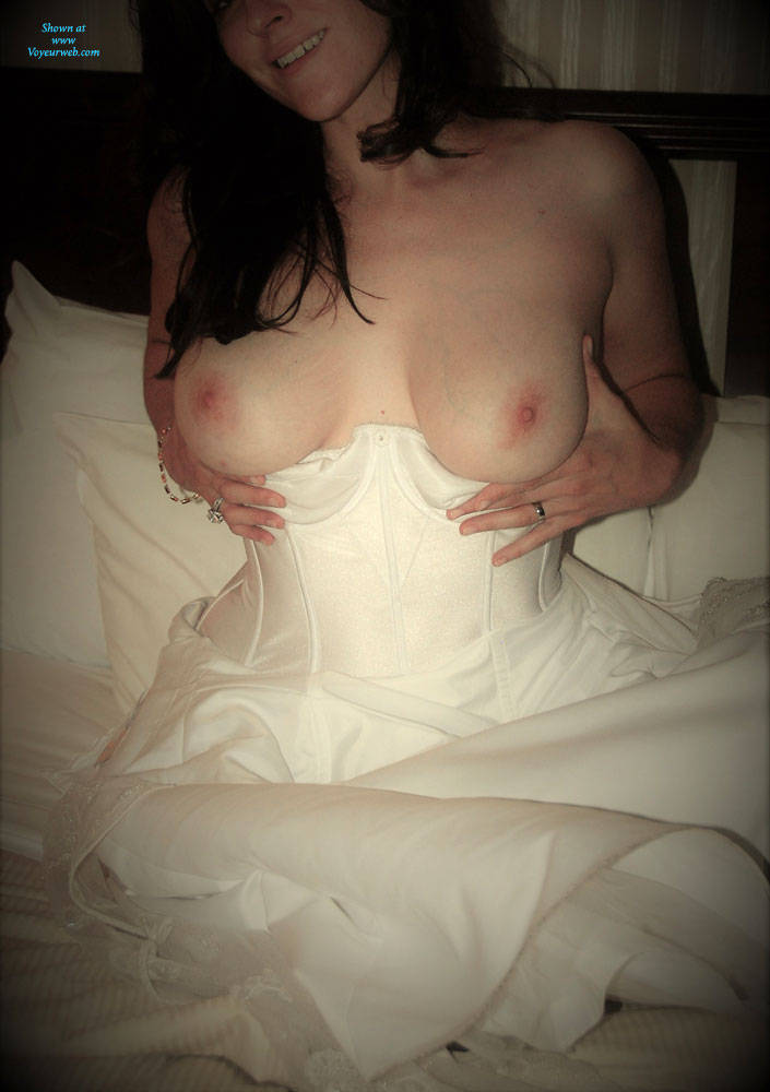 Pic #5 Wedding Night - Big Tits, Wife/wives, Amateur