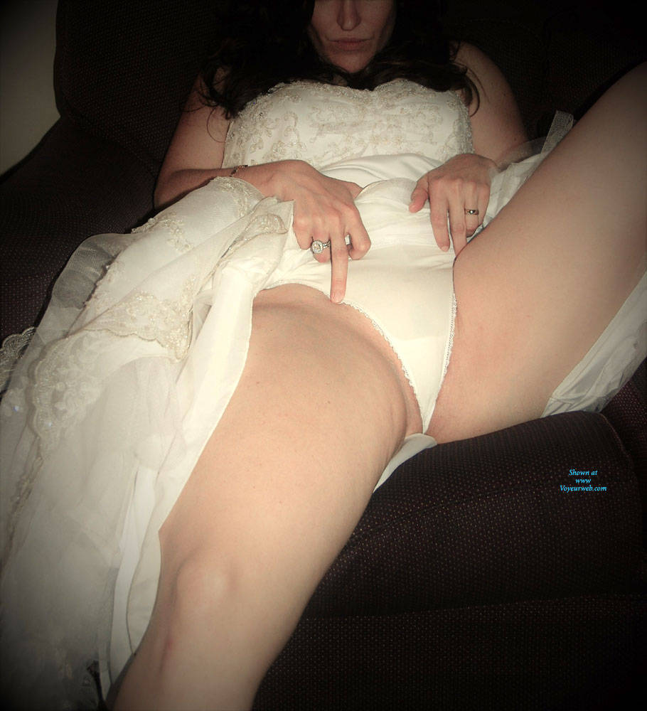 Pic #8 Wedding Night - Big Tits, Wife/wives, Amateur