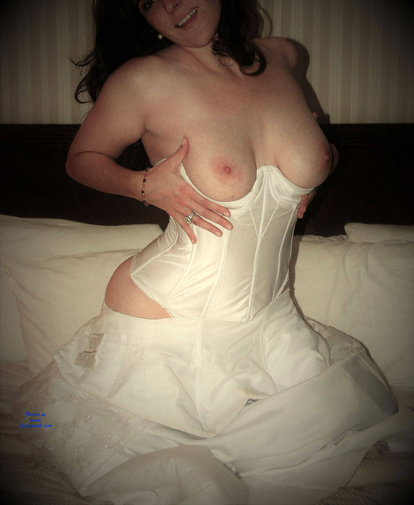 Pic #6 Wedding Night - Big Tits, Wife/wives, Amateur