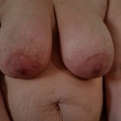 Large tits of my wife -  Large breasted Wife