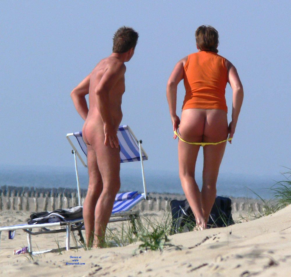 Pic #6 Real Voyeurweb - Nude Girls, Beach, Outdoors, Voyeur, Firm Ass, Beach Voyeur