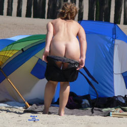 Stripping At The Beach - Blonde Hair, Exposed In Public, Nude In Public, Nude Outdoors, Strip, Topless Beach, Topless, Voyeur, Beach Voyeur, Naked Girl, Sexy Ass, Sexy Legs, Sexy Woman , Beach, Big Ass, Sexy Ass, Nude, Blonde