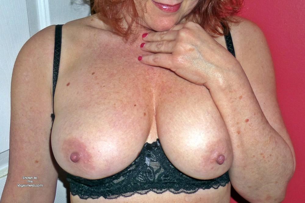 Pic #1 Medium tits of my wife - DKFirball