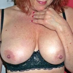 Medium tits of my wife - DKFirball