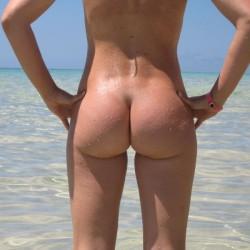 My wife's ass - Katinka