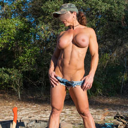 Campground Flashing - Big Tits, Outdoors, Amateur