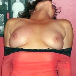 Medium tits of my wife - DKFirball