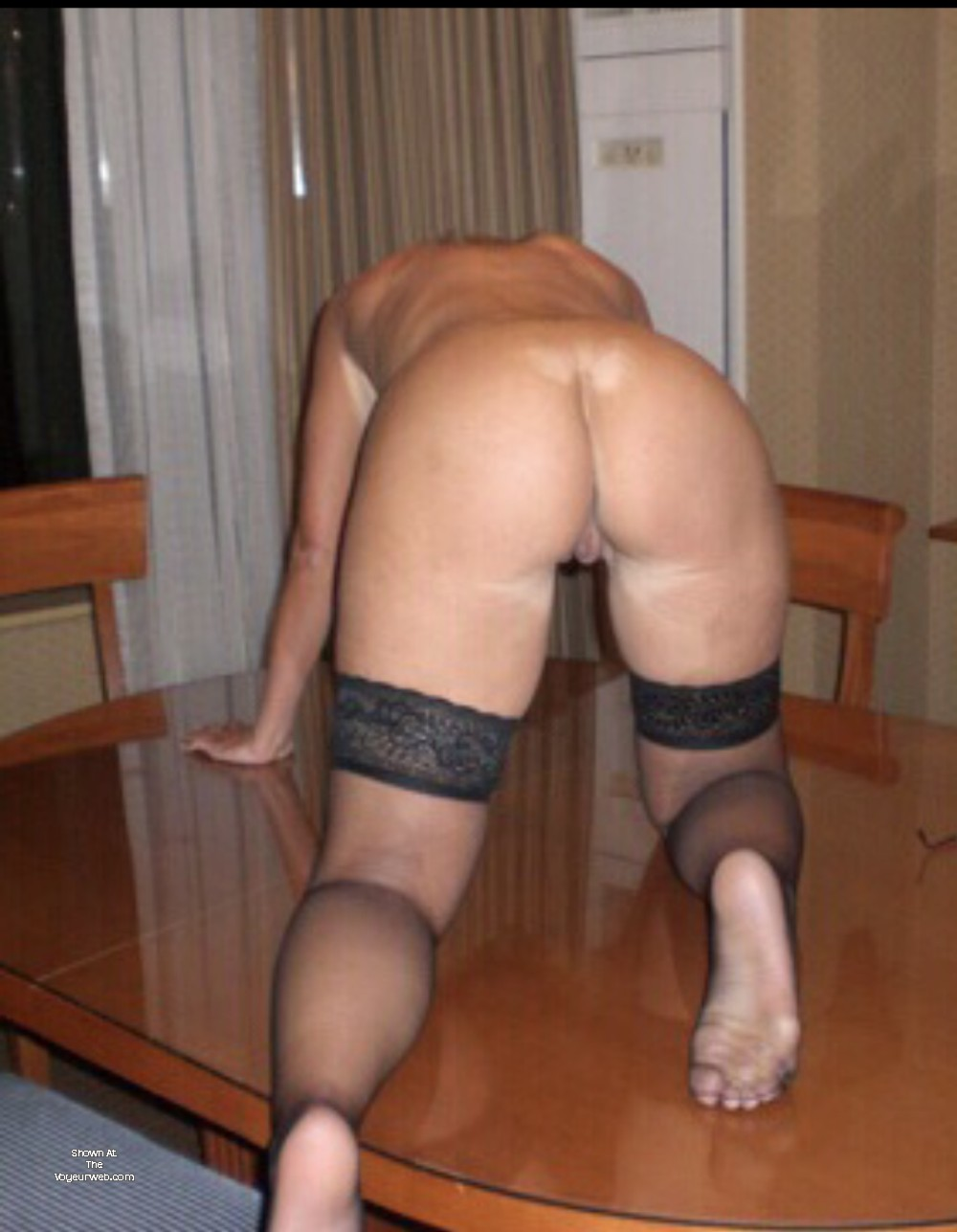 Pic #1 My wife's ass - Mrs Lace
