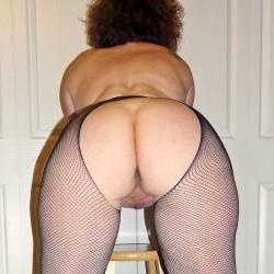 My wife's ass - DKFirball