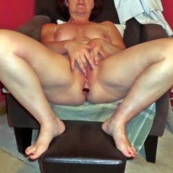 Medium tits of my wife - Mrs Firball