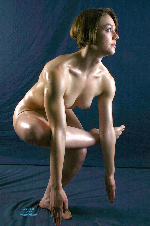 Pic #2 Yoga Studio - Nude Girls, Redhead