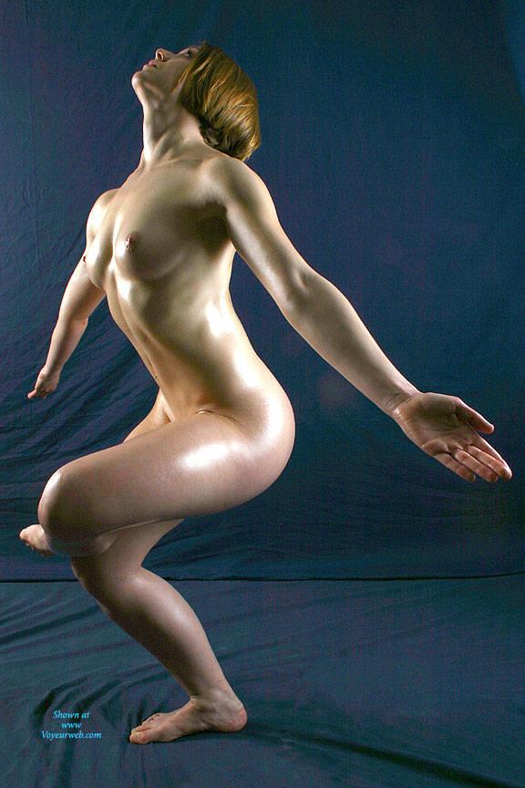 Pic #3 Yoga Studio - Nude Girls, Redhead