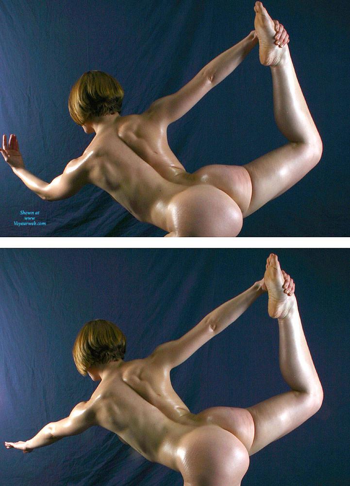 Pic #7 Yoga Studio - Nude Girls, Redhead
