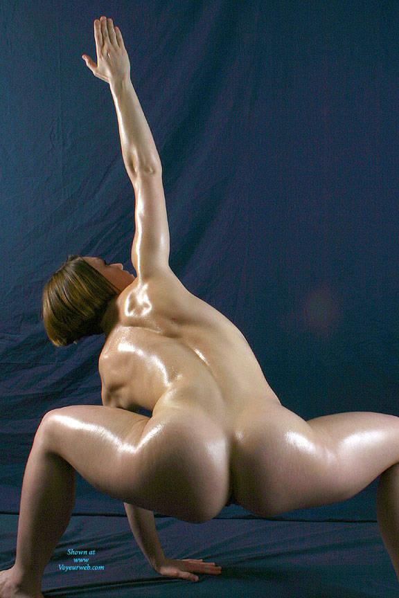 Pic #8 Yoga Studio - Nude Girls, Redhead