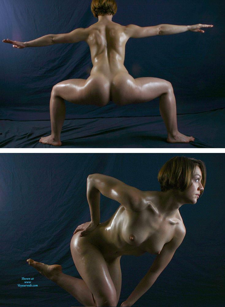 Pic #9 Yoga Studio - Nude Girls, Redhead