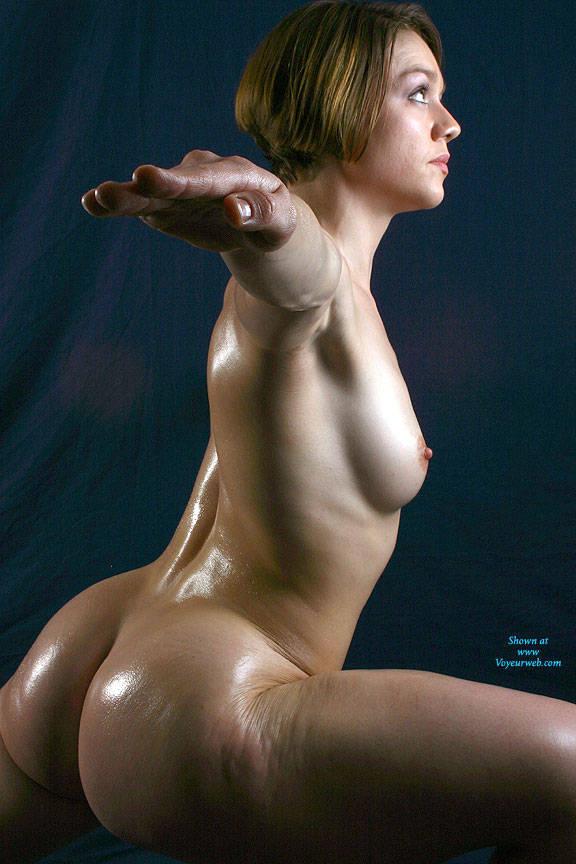 Pic #10 Yoga Studio - Nude Girls, Redhead