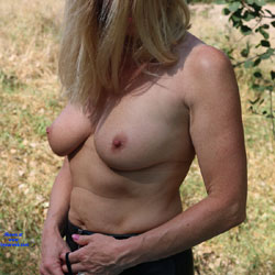 First Steps - Topless Wives, Outdoors, Amateur