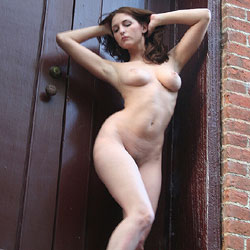 Yummy Doorway Girl - Big Tits, Brunette Hair, Exposed In Public, Firm Tits, Naked Outdoors, Nipples, Nude Outdoors, Perfect Tits, Shaved Pussy, Hot Girl, Naked Girl, Sexy Body, Sexy Boobs, Sexy Face, Sexy Feet, Sexy Figure, Sexy Girl, Sexy Legs, Sexy Woman