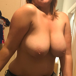 Large tits of my wife - NC Milf