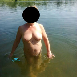 On The Beach - Nude Wives, Big Tits, Outdoors, Nature, Amateur