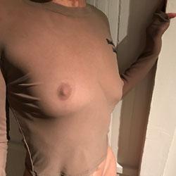 My Super Hot 50yo Girlfriend - Big Tits, See Through, Amateur, GF