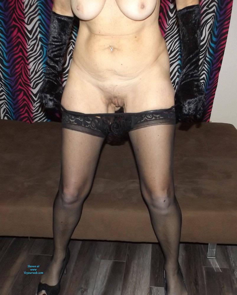 Pic #4 Hot Milf New Lingerie Part 2 - Big Tits, Lingerie, Shaved, Amateur