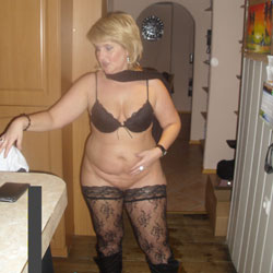 Sabine 8 - Lingerie, Mature, Shaved, Amateur, Pantieless Girls