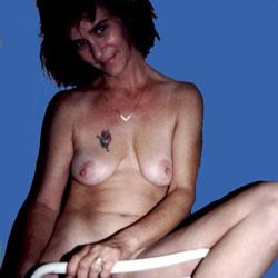 Kathy 1 - Brunette, Lingerie, Amateur