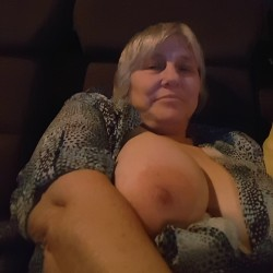 My extremely large tits - Sweetsandy57