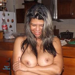 La Morenaza XI - Nude Amateurs, Big Tits, Brunette, Shaved