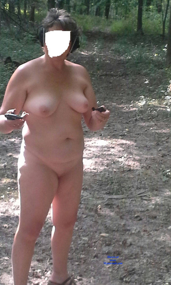 Pic #5 Outdoor Fun - Nude Amateurs, Big Tits, Outdoors