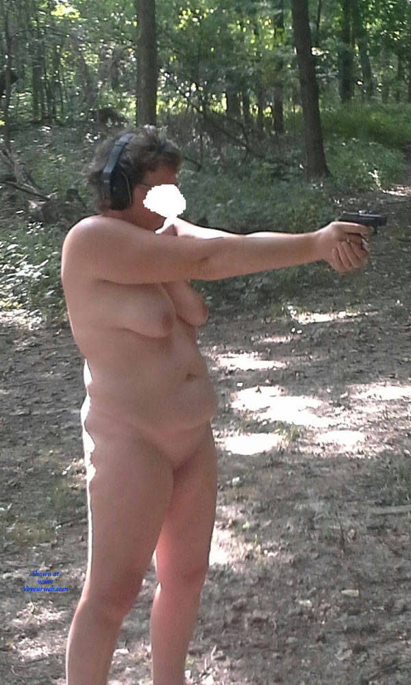 Pic #6 Outdoor Fun - Nude Amateurs, Big Tits, Outdoors