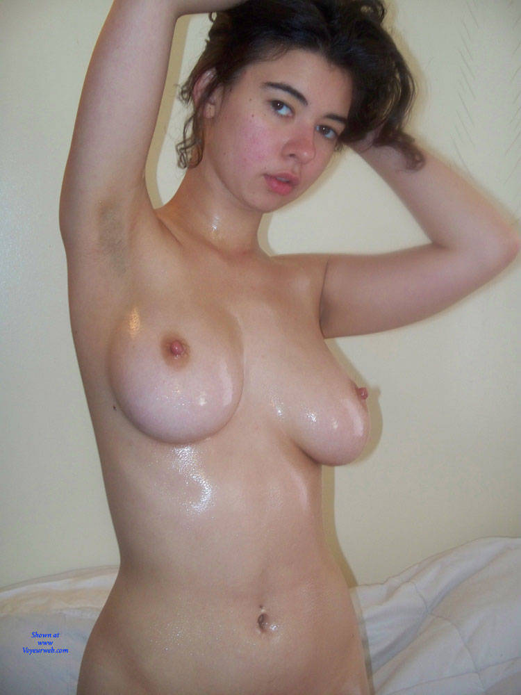 Pic #4 More Mira - Nude Girls, Big Tits, Brunette, Bush Or Hairy, Amateur