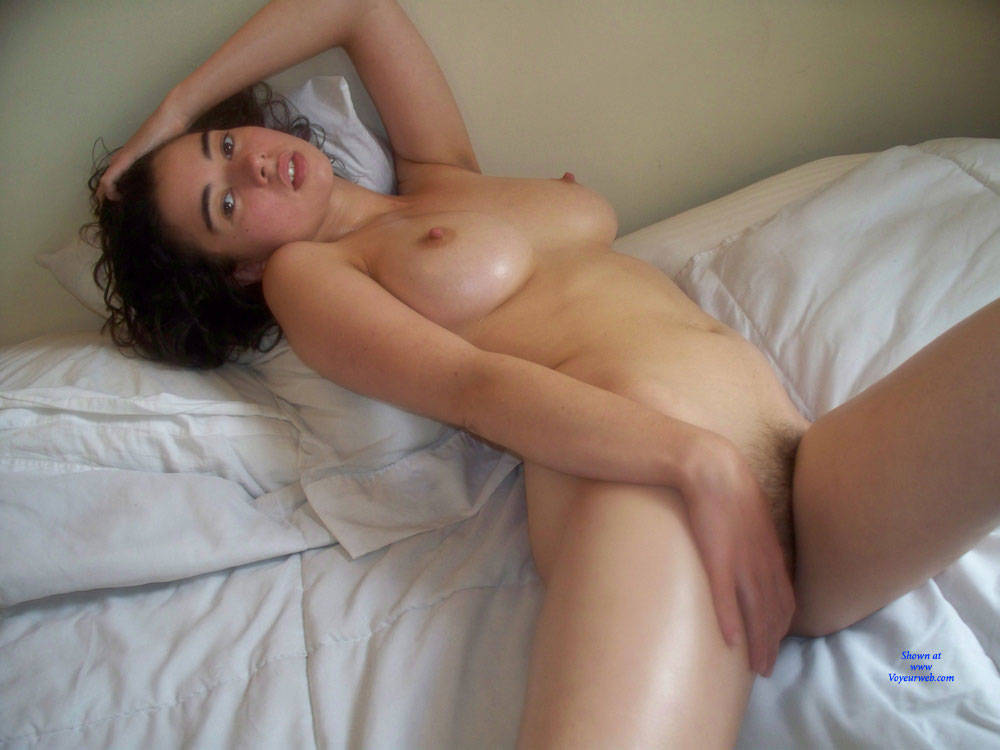 Pic #6 More Mira - Nude Girls, Big Tits, Brunette, Bush Or Hairy, Amateur