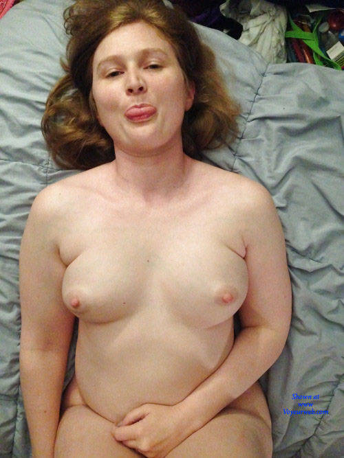 Pic #3 Naked Wife - Nude Wives, Big Tits, Redhead, Amateur