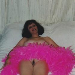 Medium tits of my wife - Terri