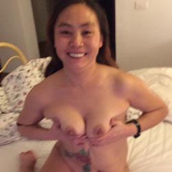 Pinkyang - Nude Amateurs, Tattoos