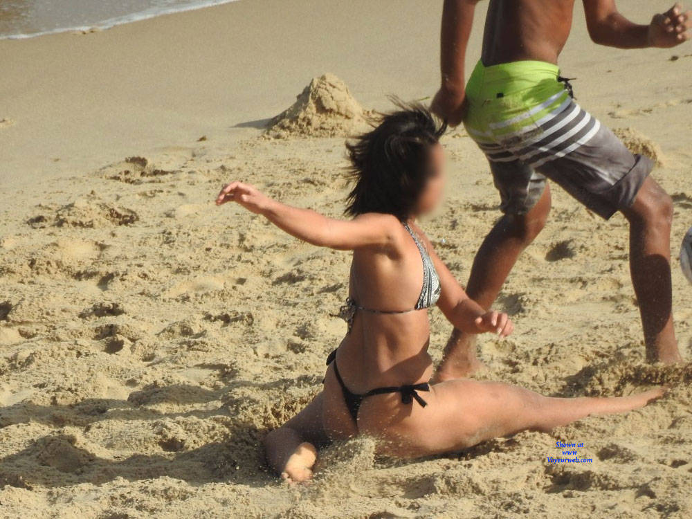 Pic #2 Beach Soccer In Recife City - Beach, Outdoors, Bikini Voyeur, Beach Voyeur