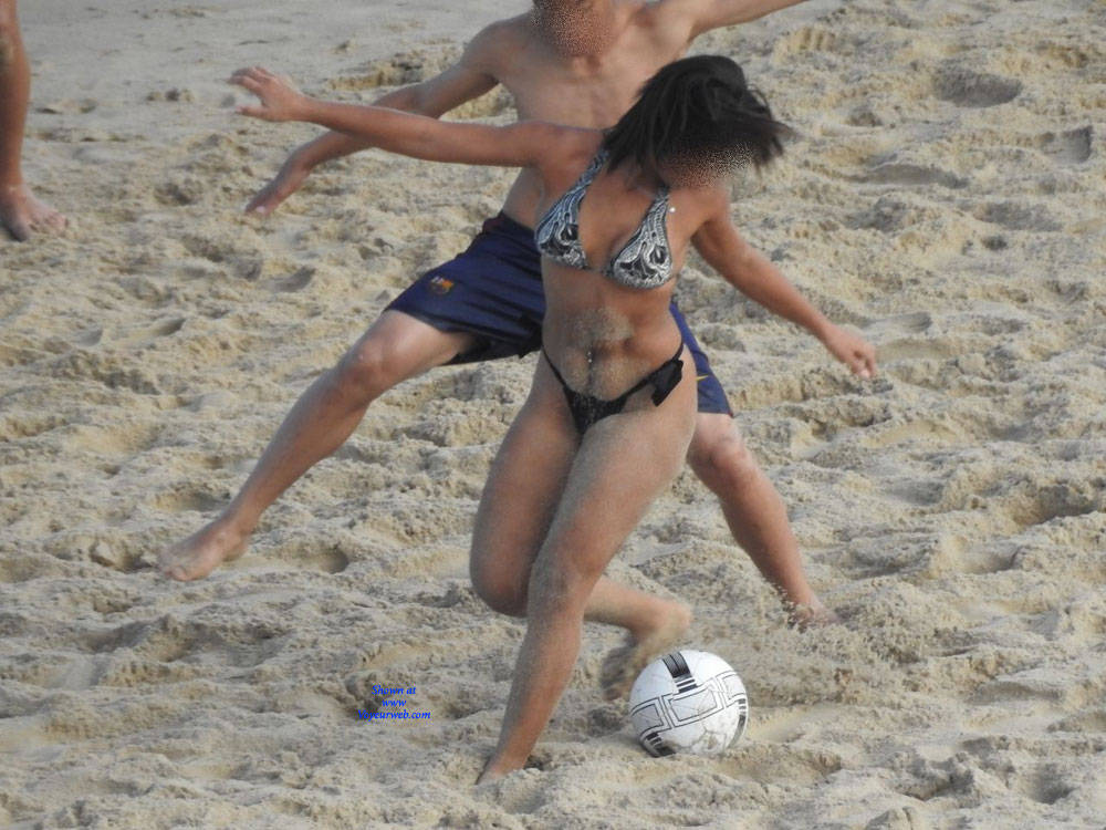 Pic #6 Beach Soccer In Recife City - Beach, Outdoors, Bikini Voyeur, Beach Voyeur