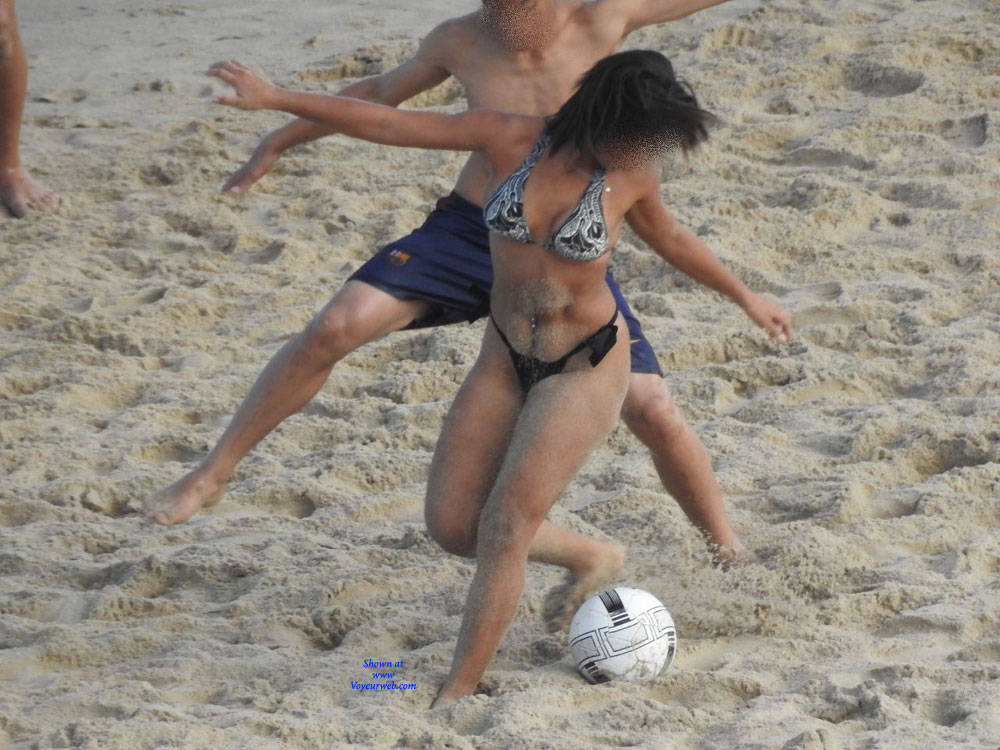 Pic #9 Beach Soccer In Recife City - Beach, Outdoors, Bikini Voyeur, Beach Voyeur