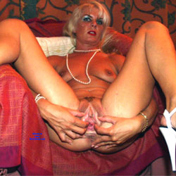 Dildo And Toy For Anal Coco The Blonde Milf - Nude Girls, Blonde, Toys