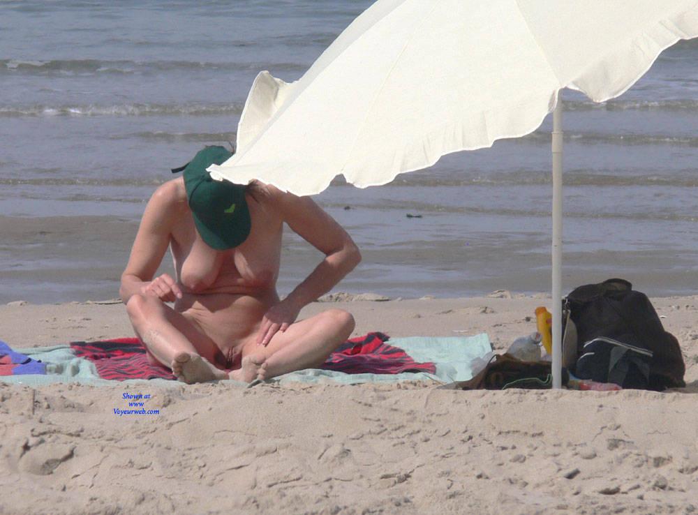 Pic #8 This Is Voyeurweb 3 - Nude Girls, Beach, Outdoors, Beach Voyeur