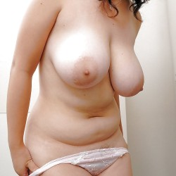 Large tits of my room mate - Chubby Chic