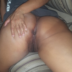 My wife's ass - Maggie